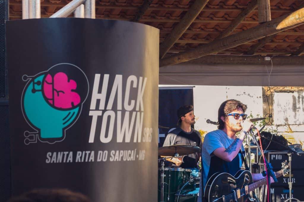 Apresentacao Musical Hacktown