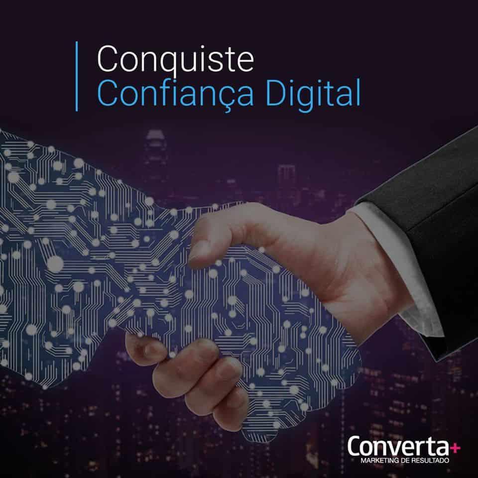 Conquiste A Confianca Digital