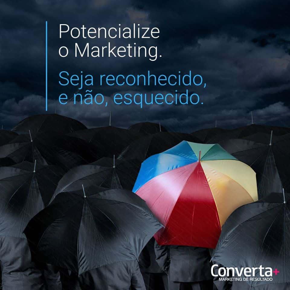 Potencialize O Marketing Seja Reconhecido E Nao Esquecido