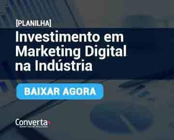 Marketing Investimento